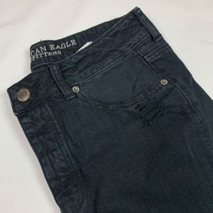 American Eagle - Tom Girl Jeans